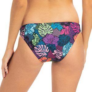 Women's Dolfin Uglies Revibe Tropical Print Swim Bottoms