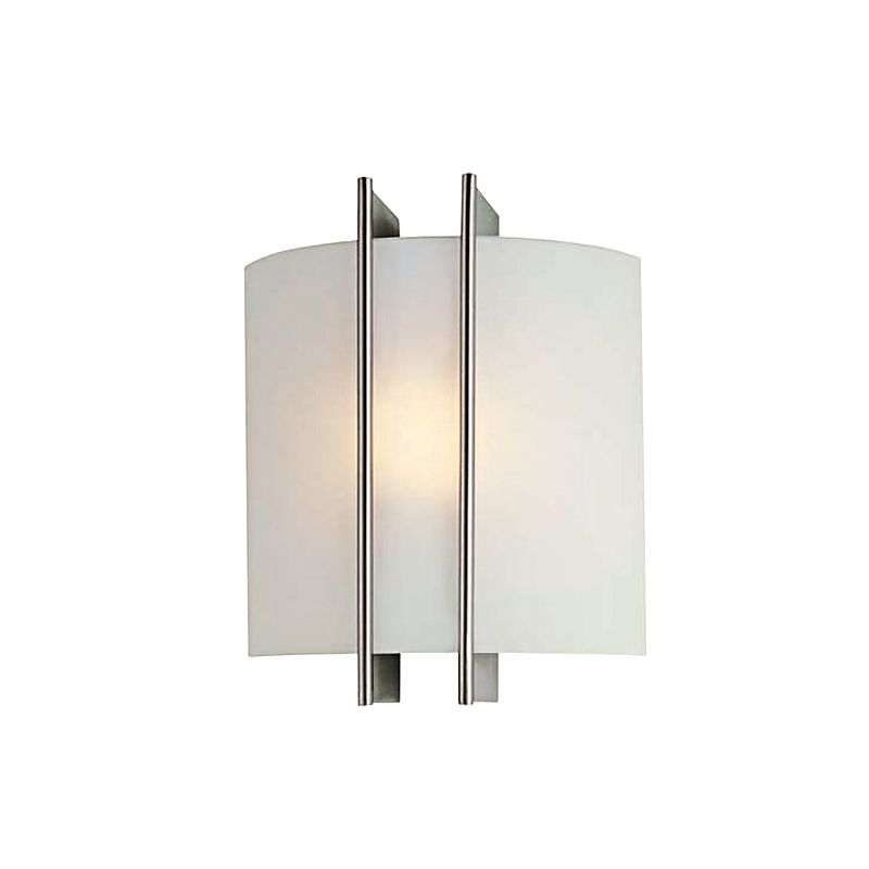 Wall Sconces Kohls : Metal Frosted Glass Sconce Kohl s