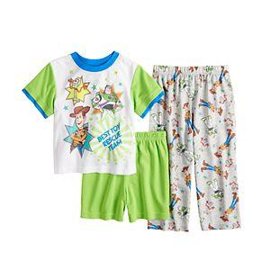 Disney / Pixar Toy Story Toddler Boy 3 Piece Pajama Set