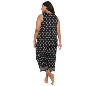 Plus Size Croft & Barrow® Pajama Set