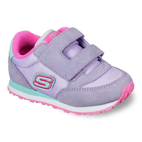Skechers Color Blocked Toddler Girls' Sneakers
