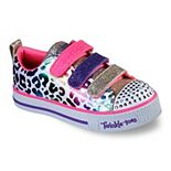Skechers® Twinkle Toes Twinkle Lite Sparkle Spots Girls' Light Up Shoes