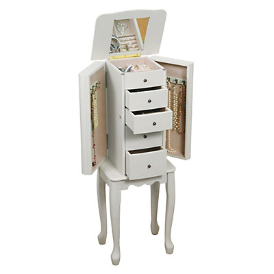 Mele & Co Alexis French Country Jewelry Armoire