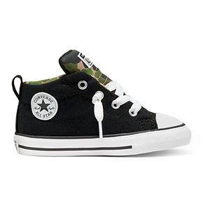 Toddler Boys' Converse Chuck Taylor All Star Street Mid Camo Sneakers