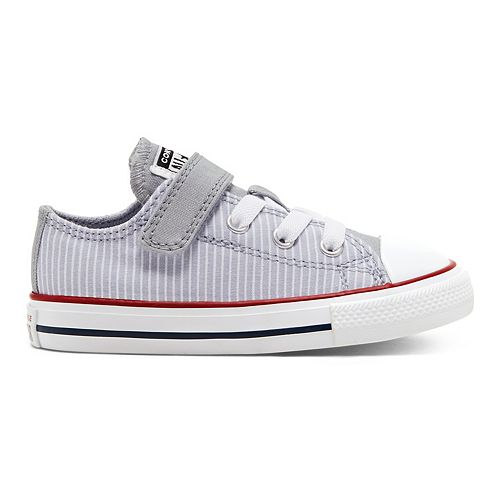 Toddler Boys' Converse Chuck Taylor All Star 1V Pinstripe Sneakers