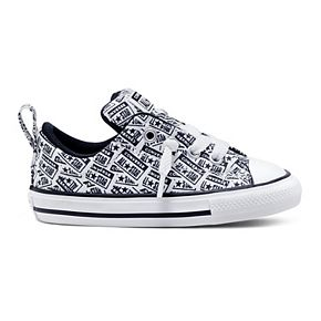 Toddler Boys' Converse Chuck Taylor All Star Street License Plate Sneakers