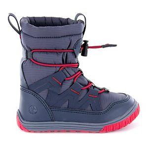 Northside Toboggan Toddler Water Resistant Winter Boots