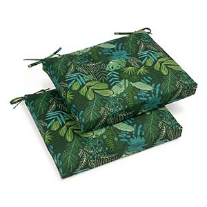 Sonoma Goods For Life Outdoor/Indoor Seat Cushion 2-pc. Set