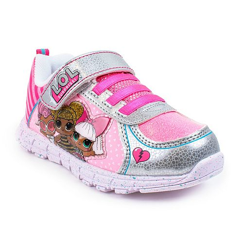 LOL Surprise Toddler Girls' Light Up Shoes