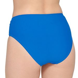 Women's Apt. 9® Crossover High Waist Swim Bottom