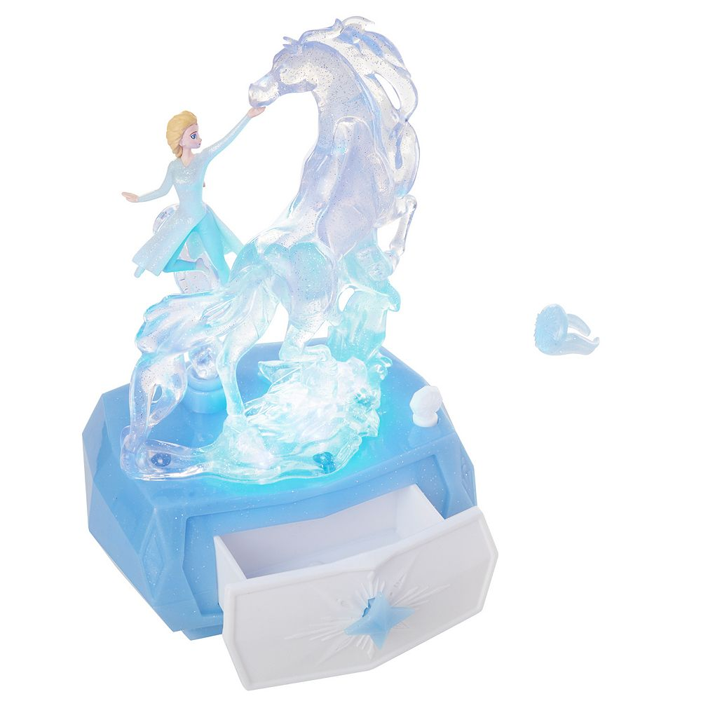 Disney's Frozen 2 Elsa & Spirit Animal Jewelry Box