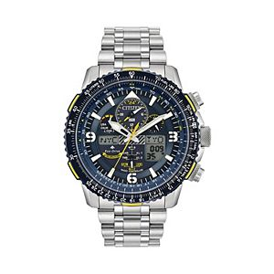 Citizen Eco-Drive Men's Promaster Blue Angels Skyhawk A-T Atomic Chronograph Watch - JY8078-52L