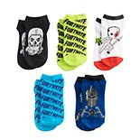 Boys 8-20 Fortnite 5-Pack Chaos Reigns Socks