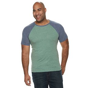 Big & Tall SONOMA Goods for Life? Supersoft Regular-Fit Crewneck Tee