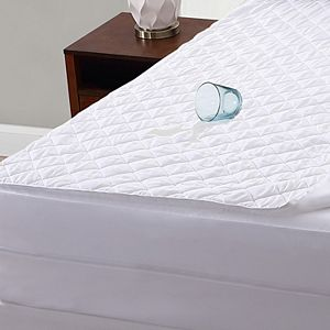 Wonder Pad Zip-Off Top Mattress Protector