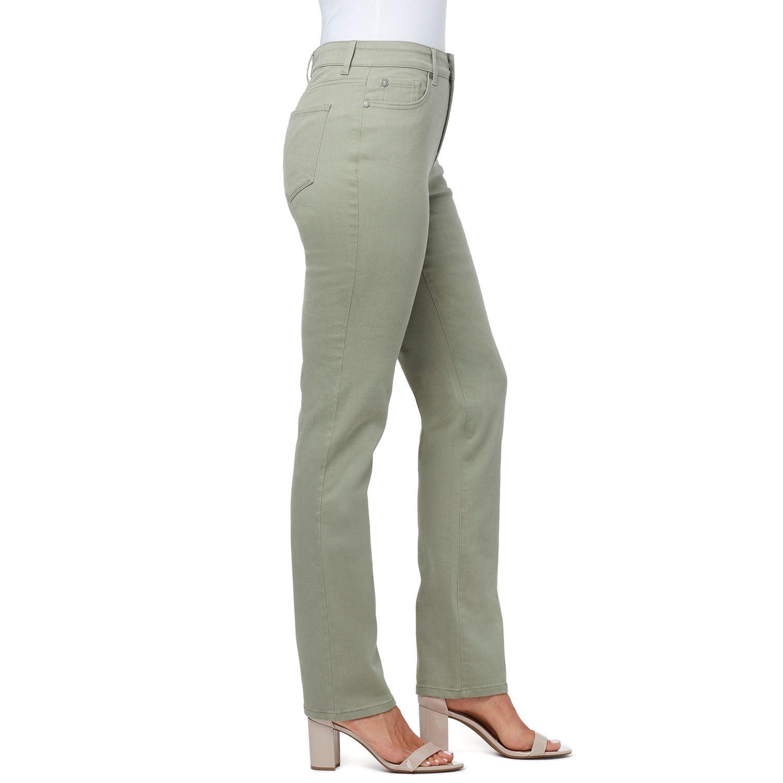 Women's Bandolino Mandie Straight-Leg Jeans