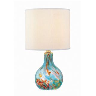 Pepita Glass Table Lamp