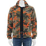 Men's Columbia Steens Mountain Printed Jacket