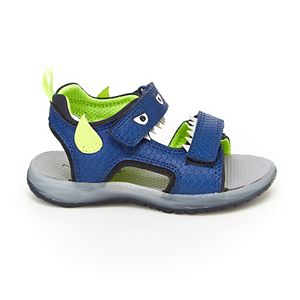 Carter's Cade Toddler Boys' Light Up Sandals