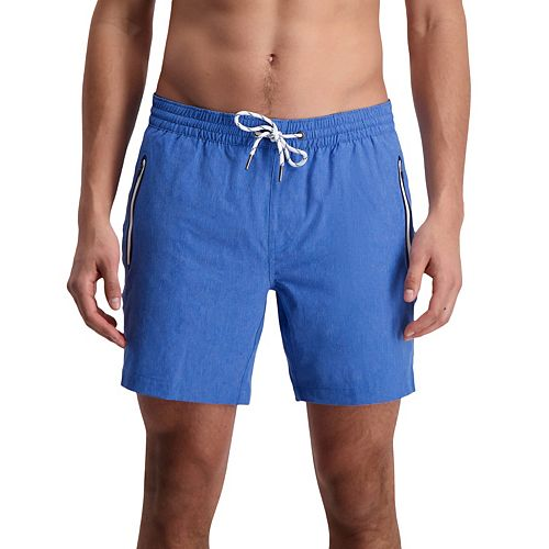Men's Hot Coals Solid Swim Trunks
