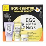 TOO COOL FOR SCHOOL Egg-Sential Skincare Mini Set