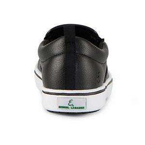 Emeril Royal Tumbled EZ-FIT Women's Leather Sneakers
