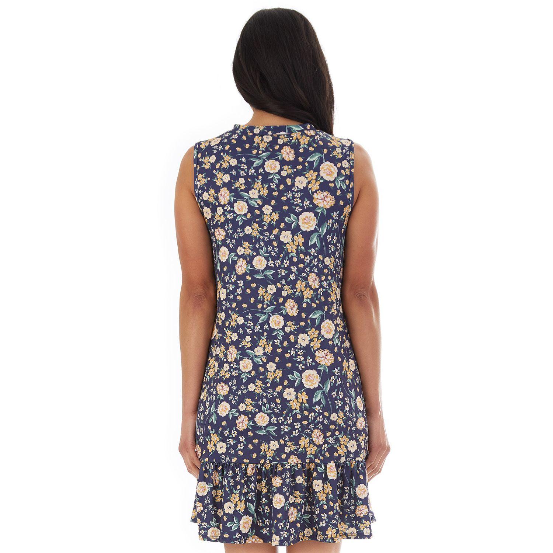 Women's Apt. 9® Sleeveless Flounce-Hem Swing Dress