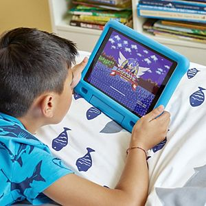 Amazon All-New Fire HD 10 Kids Edition 32GB with Blue Kid-Proof Case