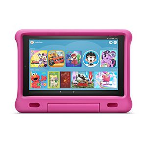 Amazon All-New Fire HD 10 Kids Edition 32GB with Pink Kid-Proof Case