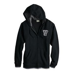 Men's Vans Varsity Full-Zip Fleece Hoodie