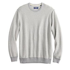 Men's Chaps Classic-Fit Crewneck Sweater