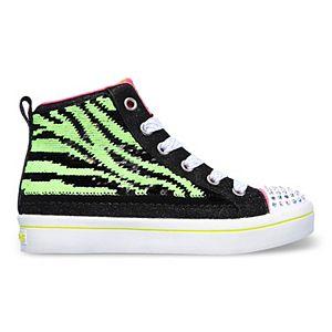 Skechers Twinkle Toes Twi-Lites 2.0 Neon Muse Girls' Sneakers