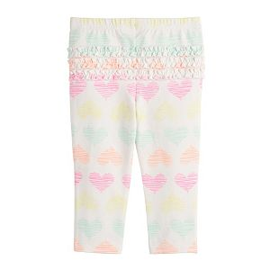 Baby Girl Jumping Beans® Ruffle Butt Leggings