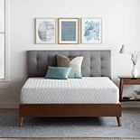 Lucid Dream Collection 10-in. Plush Gel Memory Foam Mattress