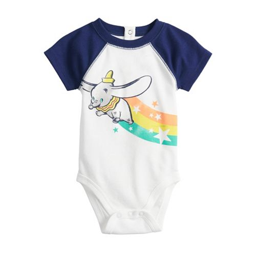 Disney's Dumbo Baby Boy Graphic Bodysuit by Jumping Beans®