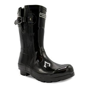London Fog Tally Women's Waterproof Rain Boots