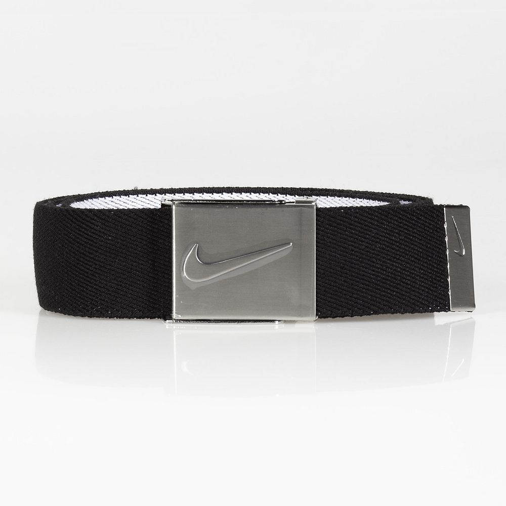 Men's Nike Reversible Stretch Bottle Opener Web Belt