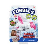 Fubbles Musical Bubble Unicorn