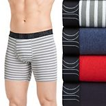 Men's Jockey® 4-pack ActiveBlend® Midway® Boxer Briefs