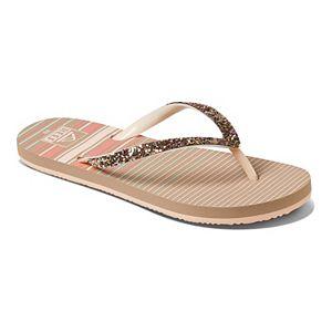 REEF Stargazer Girls' Flip Flop Sandals