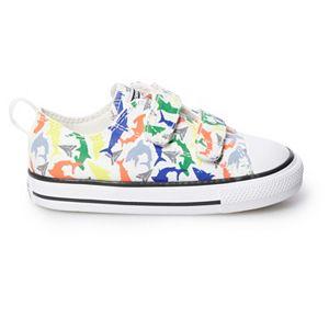 Toddler Boys' Converse Chuck Taylor All Star Shark 2V Sneakers