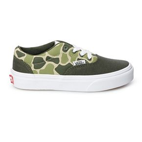 Vans Doheny Camo Kid's Skate Shoes