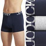 Men's Jockey® ActiveStretch? 3-Pack Boxer Briefs