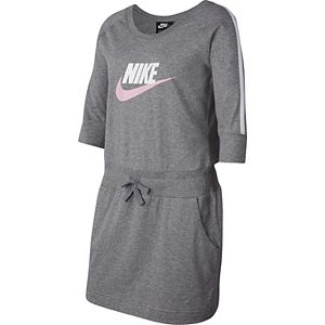 Girls 7-16 Nike Sweatshirt Dress