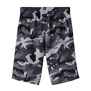 "Boys 8-20 Nike Camo Lap 8"" Volley Swim Shorts"