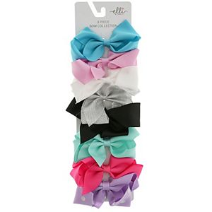 Phrase Hair Ties 6 pack New Under Armour Women/'s I WILL