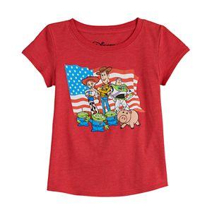 Disney / Pixar's Toy Story Buzz, Woody & Jessie Toddler Graphic Tee by Family Fun
