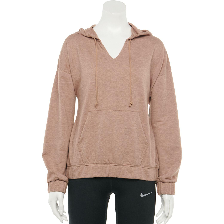 Women's Nike Yoga Pullover Hoodie