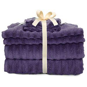 Sonoma Goods For Life® 6-piece Quick Dry Bath Towel Set
