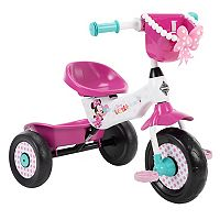 Deals on Huffy Disneys Minnie Mouse Racing Trike